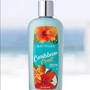 New Sun Valley Caribbean Coast Body Lotion
